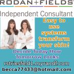 Rodan & Fields – Rebecca Striesfeld